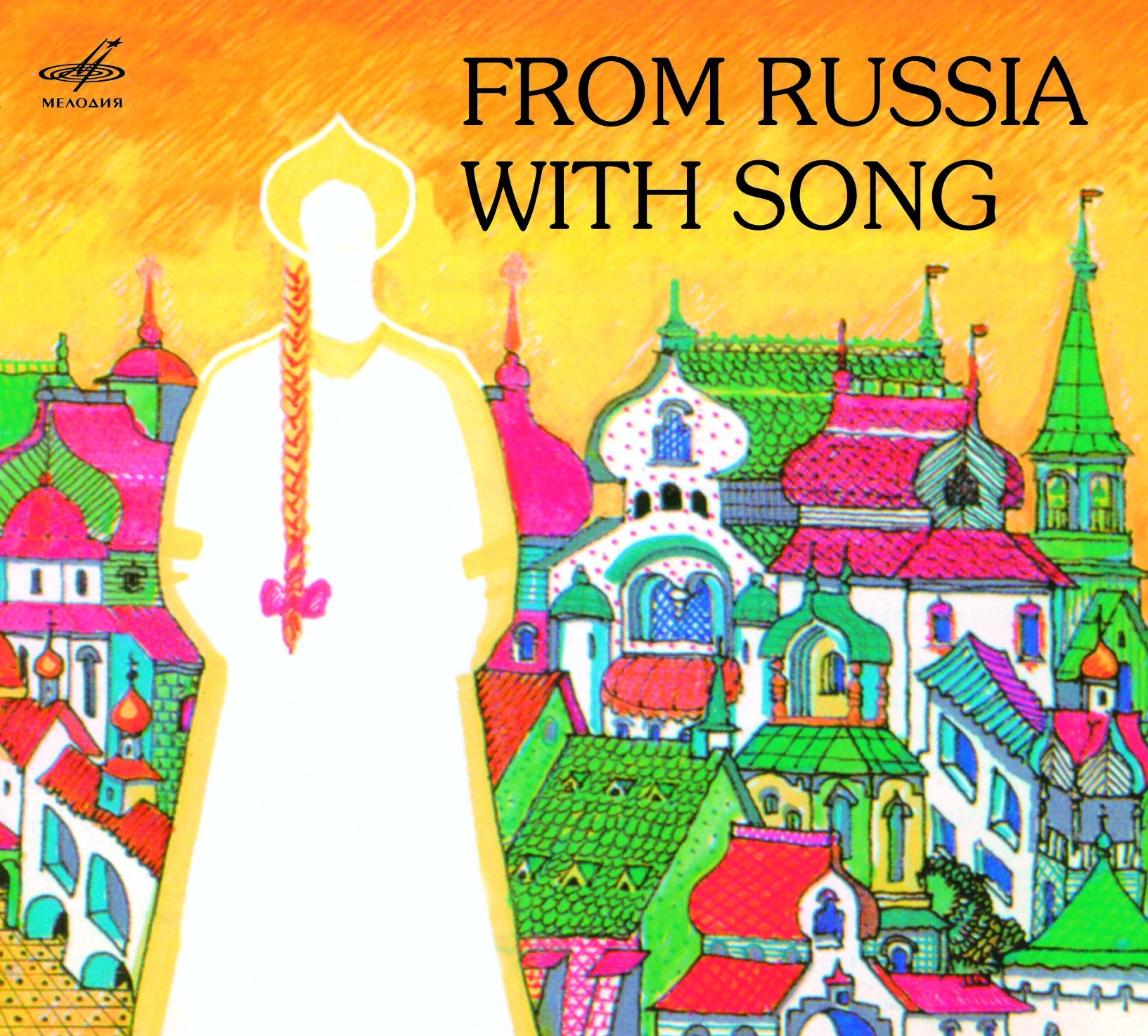 From Russia with Songs