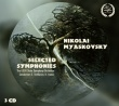 Nikolai Myaskovsky. Selected Symphonies 3CD