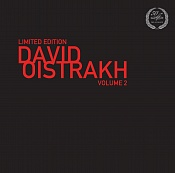 David Oistrakh, Vol. 1: Schubert, Brahms