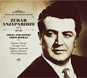 Zurab Anjaparidze. Arias and Scenes from Operas