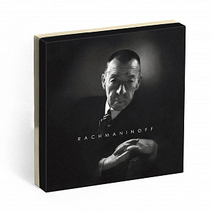 Sergei Raсhmaninoff. Collection 33CD + 1LP BOX-SET